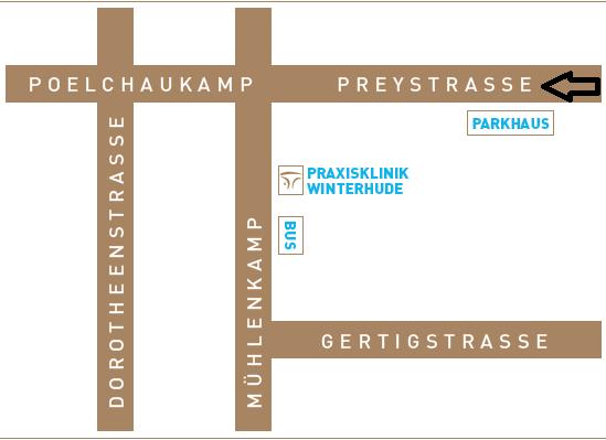 parkhaus praxisnews frauen rzte hamburg. Black Bedroom Furniture Sets. Home Design Ideas